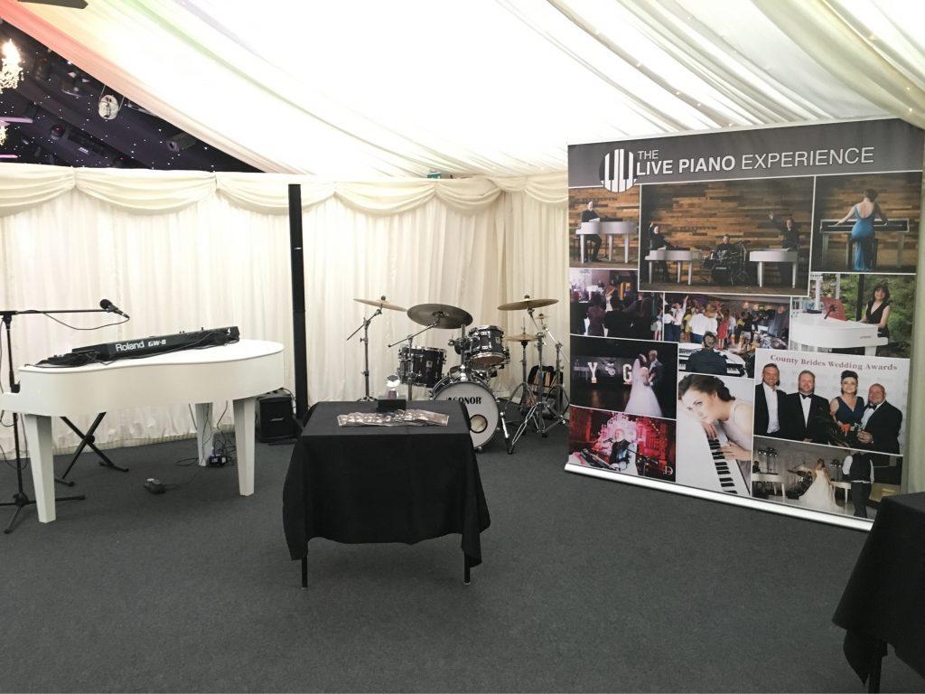 The Live Piano Experience @ Heaton House Farm