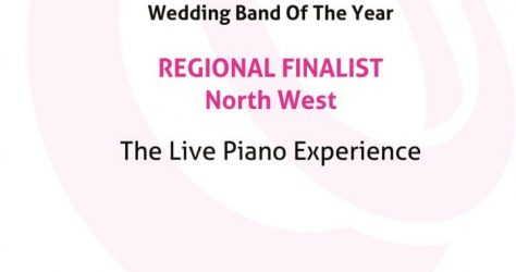 We are once again voted for the TWIA Regional finalist. We are in the Band category
