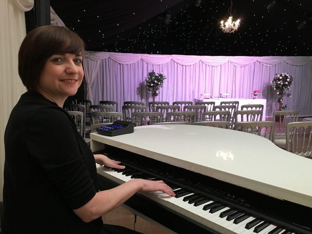 Wedding Music at Heaton House Farm
