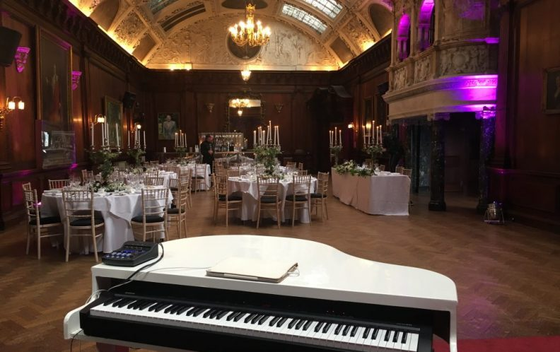 Wedding Music at Thornton Manor