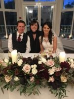 Liz Hendry wedding pianist at Ashfield House