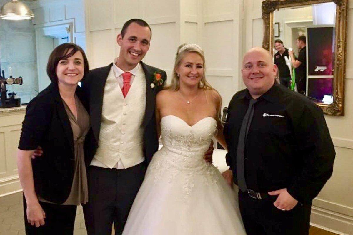 Fenna johnson - unforgettable wedding at Ashfield house (featured image)