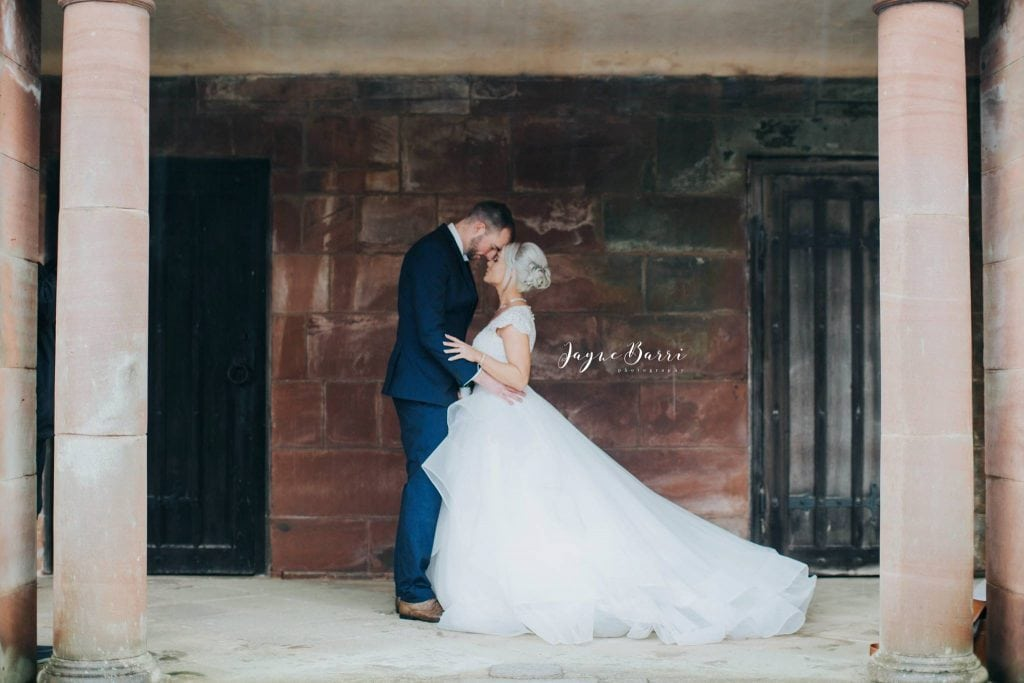 Mr & Mrs Seddon at Thornton Manor