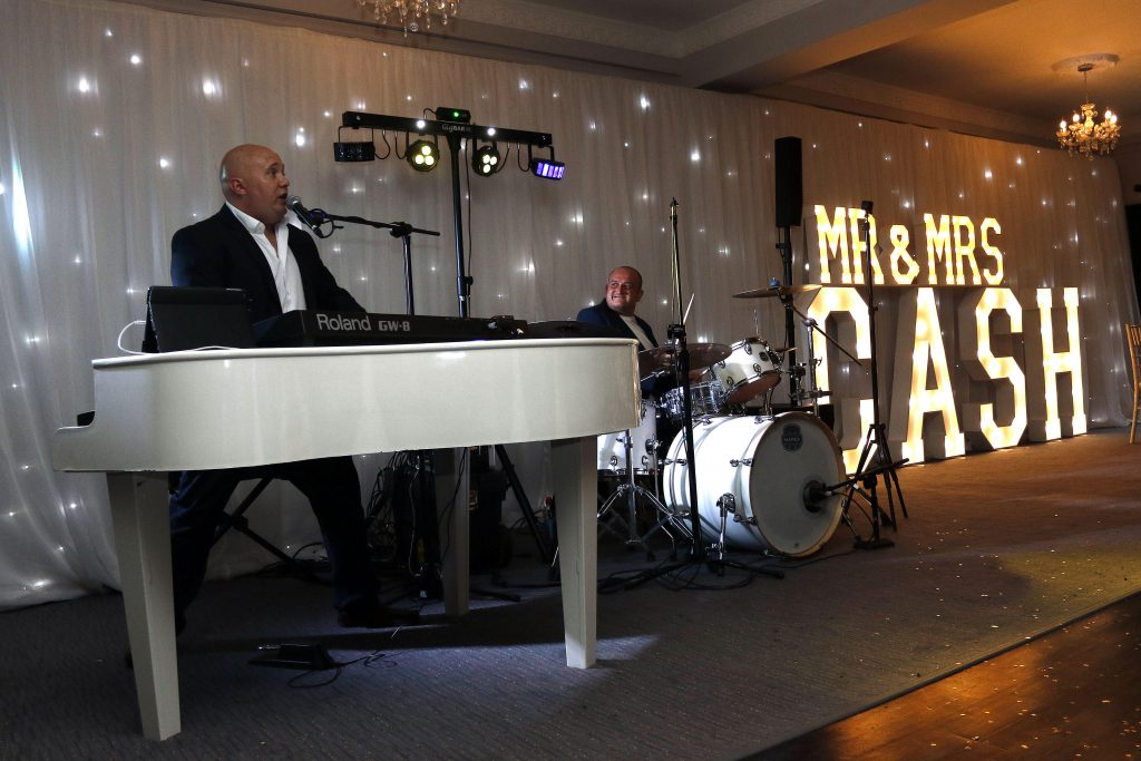 Mark Hendry's Live Piano Experience at The Deanwater