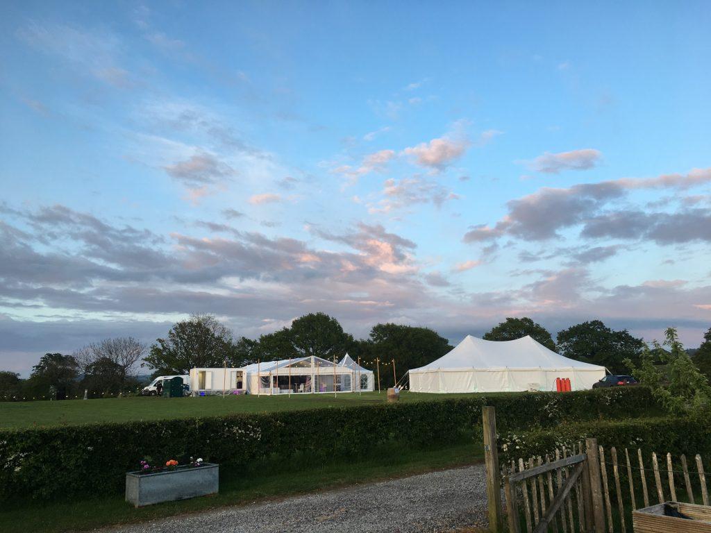 The Farm at Congleton, Wedding Fayre