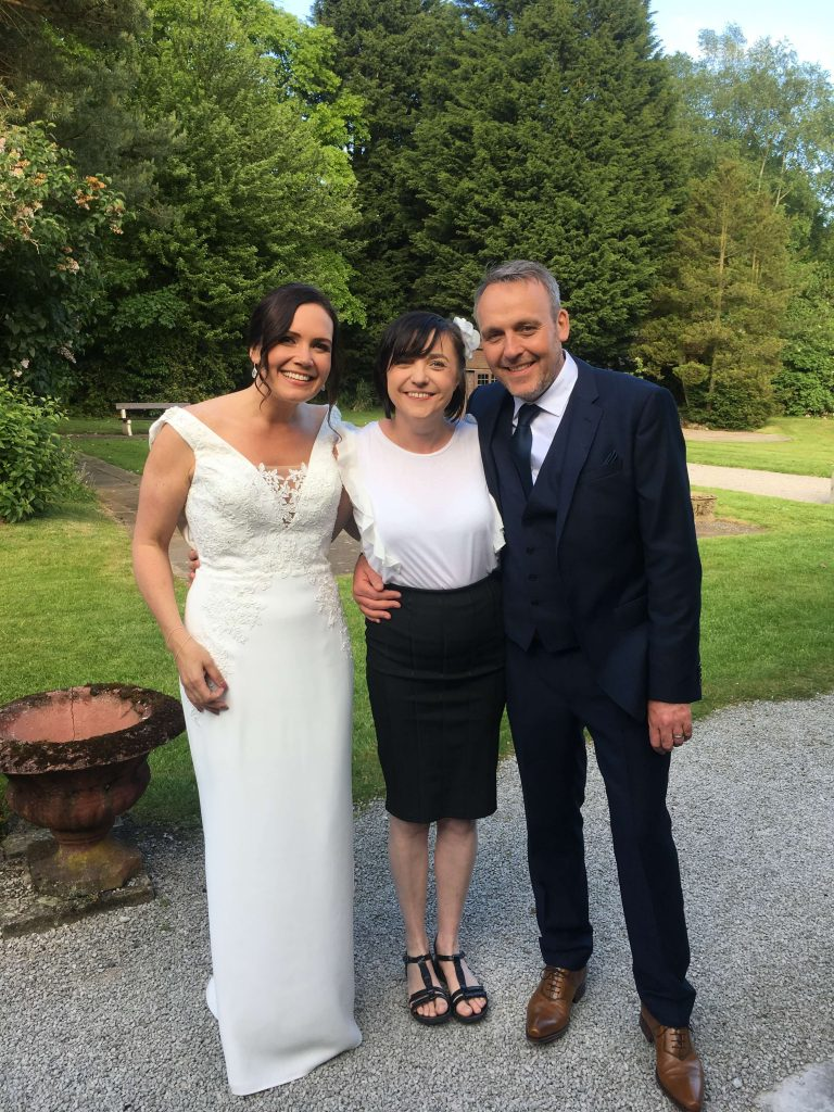 Bartle hall wedding music for Mr and Mrs Grimes by Liz Hendry Wedding pianist