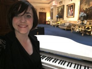 Knowsley Hall Pianist