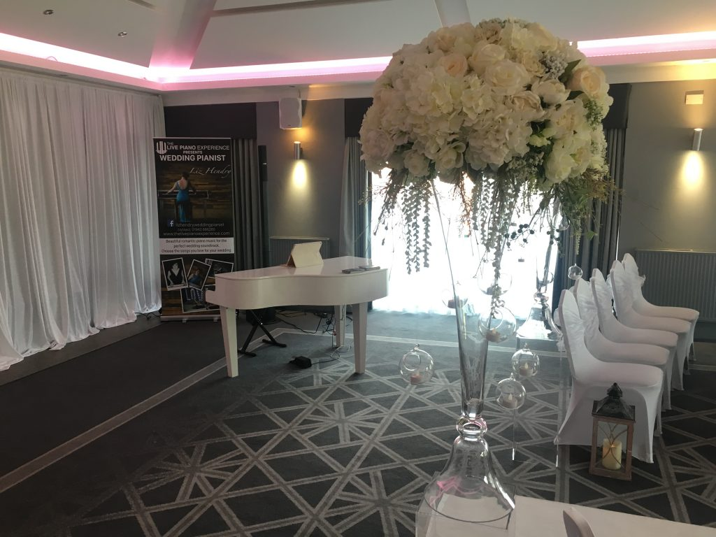 Formby Hall Wedding Music Live Piano Ltd