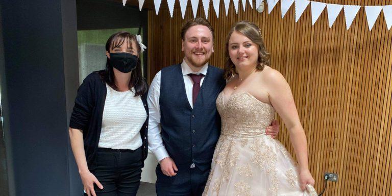 Wedding music is back!  Liz Hendry Wedding Pianist at Brockholes wedding venue, Lancashire