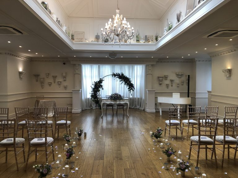 Spectacular Ashfield House Wedding