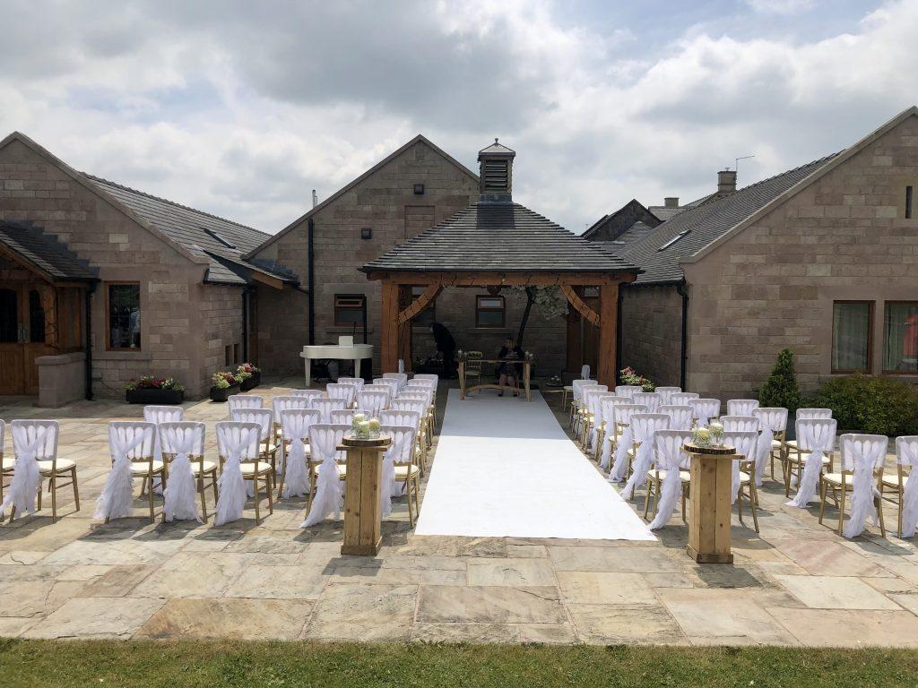 Beautiful Heaton House Farm