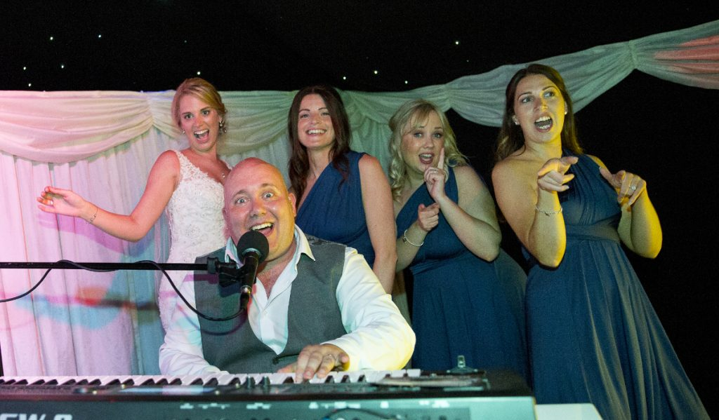 Live Piano ltd at Heaton House Farm